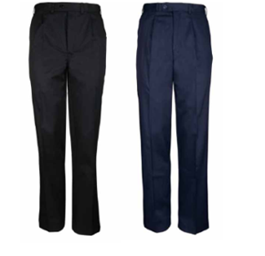Men's Workwear Trousers | Polyviscose