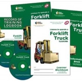 Forklift High Risk Licence Start-up Pack
