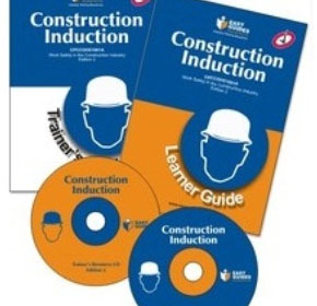 Construction Induction Start-up Pack