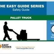 National Safety and Licence Guides | Pallet Truck Safety & Training Guide