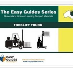 Queensland Licence Guides | Queensland Forklift Truck Learner Guide