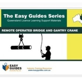 Queensland Licence Guides | Queensland Remote Operated Bridge & Gantry Crane Learner Guide