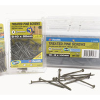 Treated Timber Screws
