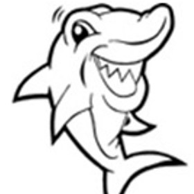 Decal | Shark Car Sticker