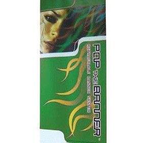 Exhibition Banner | Retractable Banner