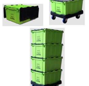 Storage Equipment - Crates