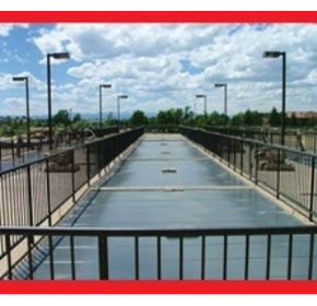Wastewater Treatment Design | Odour Control Covers