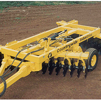 8 - 4 Series Offset Disc Ploughs