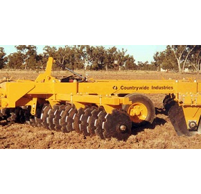 10 - 6 Series Offset Disc Ploughs