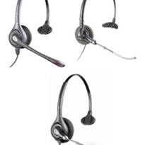 Headsets | Plantronics Corded Sets