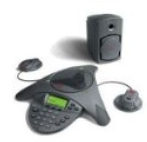 Conference Phone | Polycom SoundStation VTX 1000  EX Mics