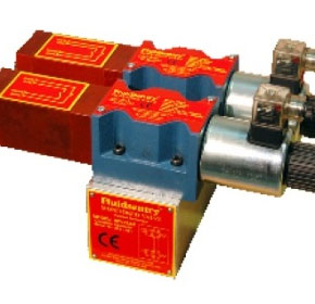 Monitored Cetop Hydraulic Valve | HBV562