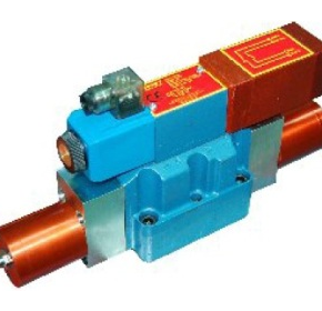 Monitored Cetop Hydraulic Valve | HBV76