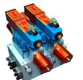 Monitored Cetop Hydraulic Valve | HBV762