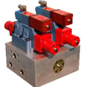 Monitored Cetop Hydraulic Valve | HBV862M