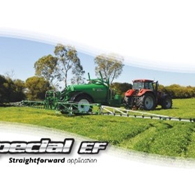 Agricultural Spray Equipment | Special EF