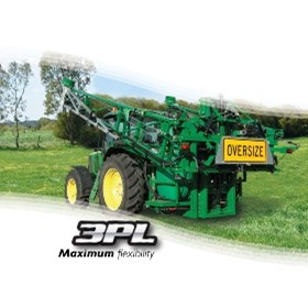 Agricultural Spray Equipment | Rowcrop 3PL