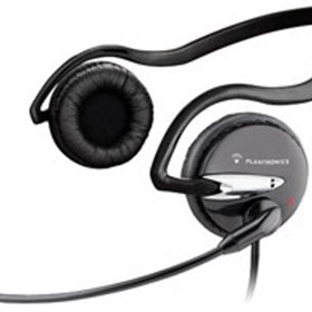 Behind-The-Head Stereo Corded Headset