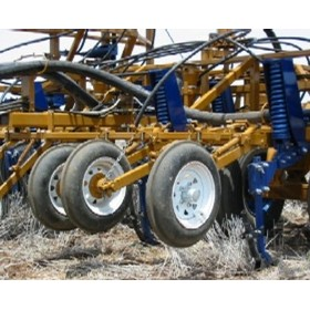 Agricultural Machinery Components | Press Wheels