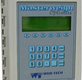 Coming Soon!  Masterweigh 6 Precision, Microprocessor Based Integrator / Controller