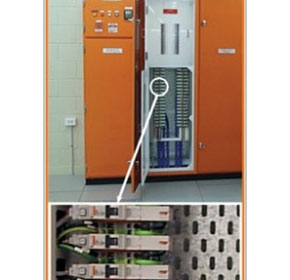 KEB Powersafe Distribution Board
