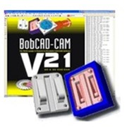 BOBCAD-CAM Software | Model V21