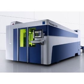 TRUMPF TruLaser 5030 Fiber; Economical Cutting for Thin Sheet Metal