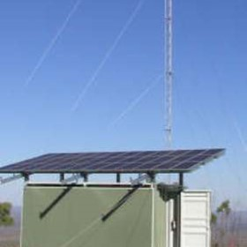 Remote Area Solar Power System | 3kW
