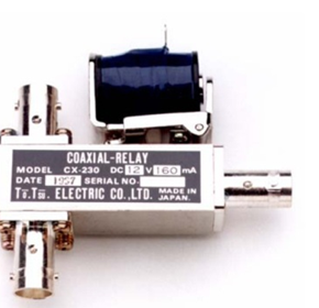 Tohtsu CX-230 Coaxial Relay | BNC Type Connectors