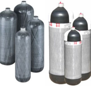 SCBA & Life Support Gas Cylinders