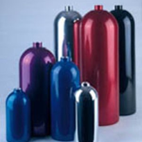 Performance Racing Gas Cylinders