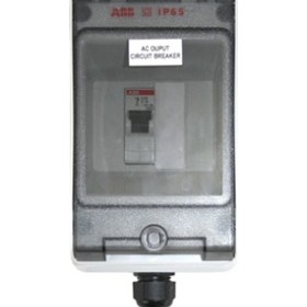 Balance Of System Parts | AC Breakers - 230VAC