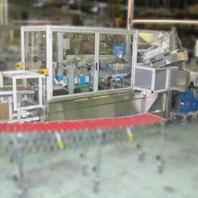 Cartoning System | 9 Axis Indexing Cartoner