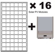 Solar Power Kits | Power Pack 3.04 kW