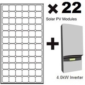 Solar Power Kits | Power Neutral Pack 4.18kW