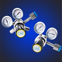 High Pressure Regulators - Stainless Steel