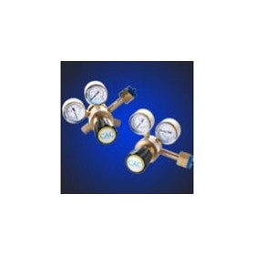 High Pressure Regulators - Brass