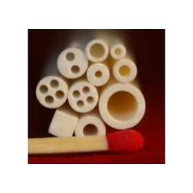 Ceramic Alumina Rod, Tube & Bar