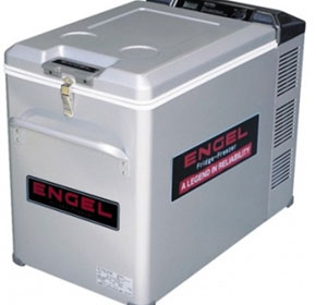 Solar Powered Refrigerator | Engel MT45F Series II