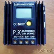 Solar Charge Controller | Plasmatronic PL20 Regulator