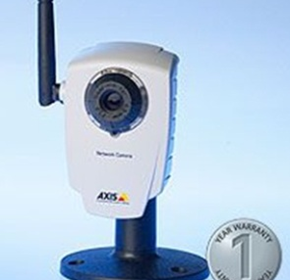 Wireless Network Camera | AXIS 207W