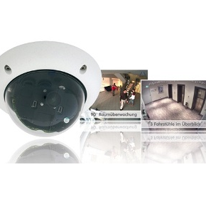 CCTV Security Camera | Hi Res | MonoDome D24