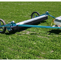 Boom Spray Tow Behind Unit | Rotowiper