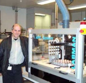 Laboratory Robotic Systems | Labman Automation