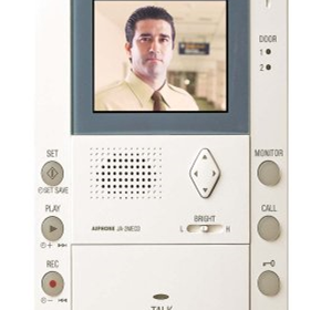 Video Intercom Systems | Aiphone JA Series