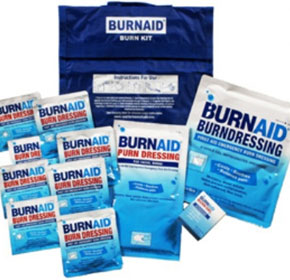 First Aid Kits | Burnaid First Responder Kit