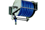 NEW Dual Spring Design Gives Hose Reel Powerful Retraction