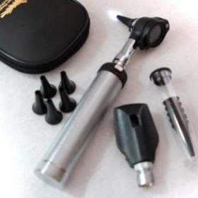 Fiber Optic Otoscope & Halogen Ophthalmoscope Head | PRO LED Kit