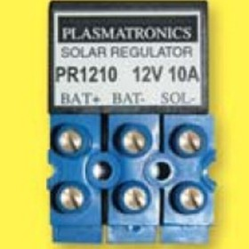 Solar Panel Regulator | Plasmatronics | PR Series