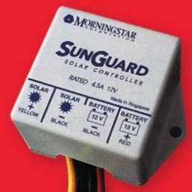 Solar Panel Charge Controller | SunGuard